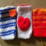 A Selection of iPhone cosies